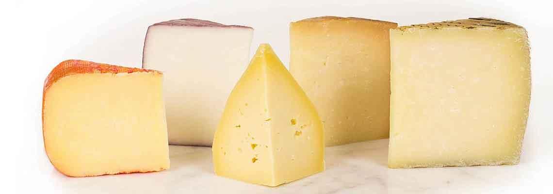 Įvairių sūrių