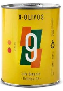 Alyvų aliejus 9-Olivos, Arbequina