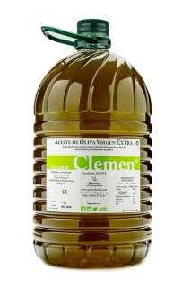 Alyvų aliejus Clemen, 5 en rama
