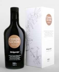 Alyvų aliejus Melgarejo, Premium Composición