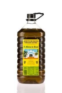 Alyvų aliejus Molino de Gines