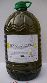 Alyvų aliejus Serra la Llena