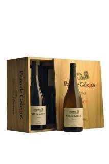 Baltas vynas Albariño Barrica