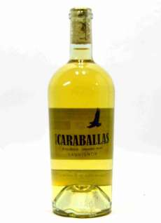 Baltas vynas Caraballas Sauvgnon Blanc