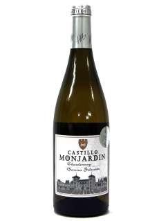 Baltas vynas Castillo Monjardín Chardonnay Fermentado en Barrica