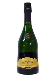 Baltas vynas Codorníu Gran Plus Ultra Chardonnay