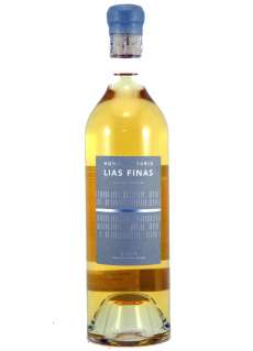 Baltas vynas Honorio Rubio Lias Finas