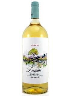 Baltas vynas Lenda  (Magnum)