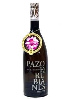 Baltas vynas Pazo de Rubianes