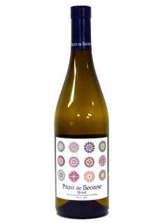 Baltas vynas Pazo de Seoane