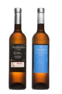 Baltas vynas Pousadoiro