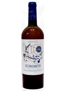 Baltas vynas Sommos Varietales Blanco