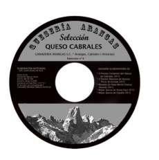 Cabrales sūris Pepe Bada, Selección Cabrales