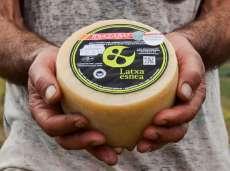 Idiazábal sūris Latxa Esnea