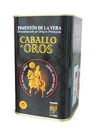Kitų specialybių Caballo de Oros, PICANTE