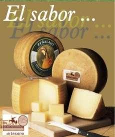 Manchego sūris Peñalajo