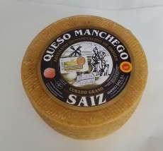 Manchego sūris Saiz