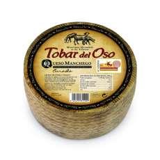 Manchego sūris Tobar del Oso