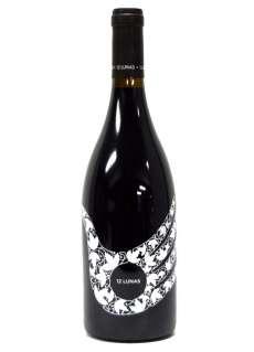 Raudonas vynas 12 Lunas