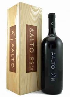 Raudonas vynas Aalto PS (Magnum)