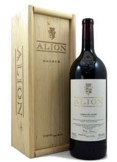 Raudonas vynas Alión  (Magnum)