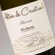 Raudonas vynas Altos de Cristimil