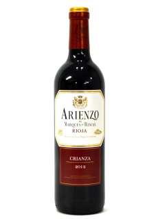 Raudonas vynas Arienzo