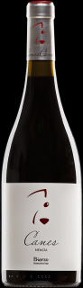 Raudonas vynas Canes Joven