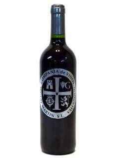 Raudonas vynas Compañia de Vinos M. Martín Tinto  - 12 Uds.