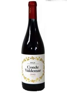 Raudonas vynas Conde de Valdemar
