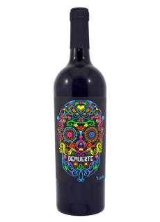 Raudonas vynas DeMuerte Classic