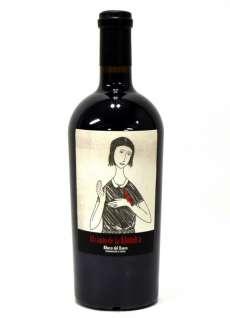Raudonas vynas El Canto de la Alondra