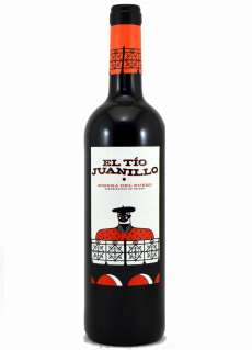 Raudonas vynas El Tío Juanillo