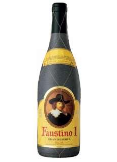 Raudonas vynas Faustino I