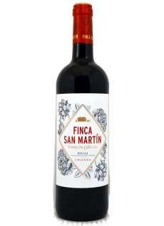 Raudonas vynas Finca San Martín