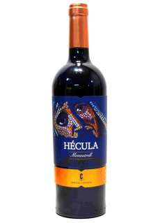 Raudonas vynas Hécula