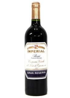 Raudonas vynas Imperial