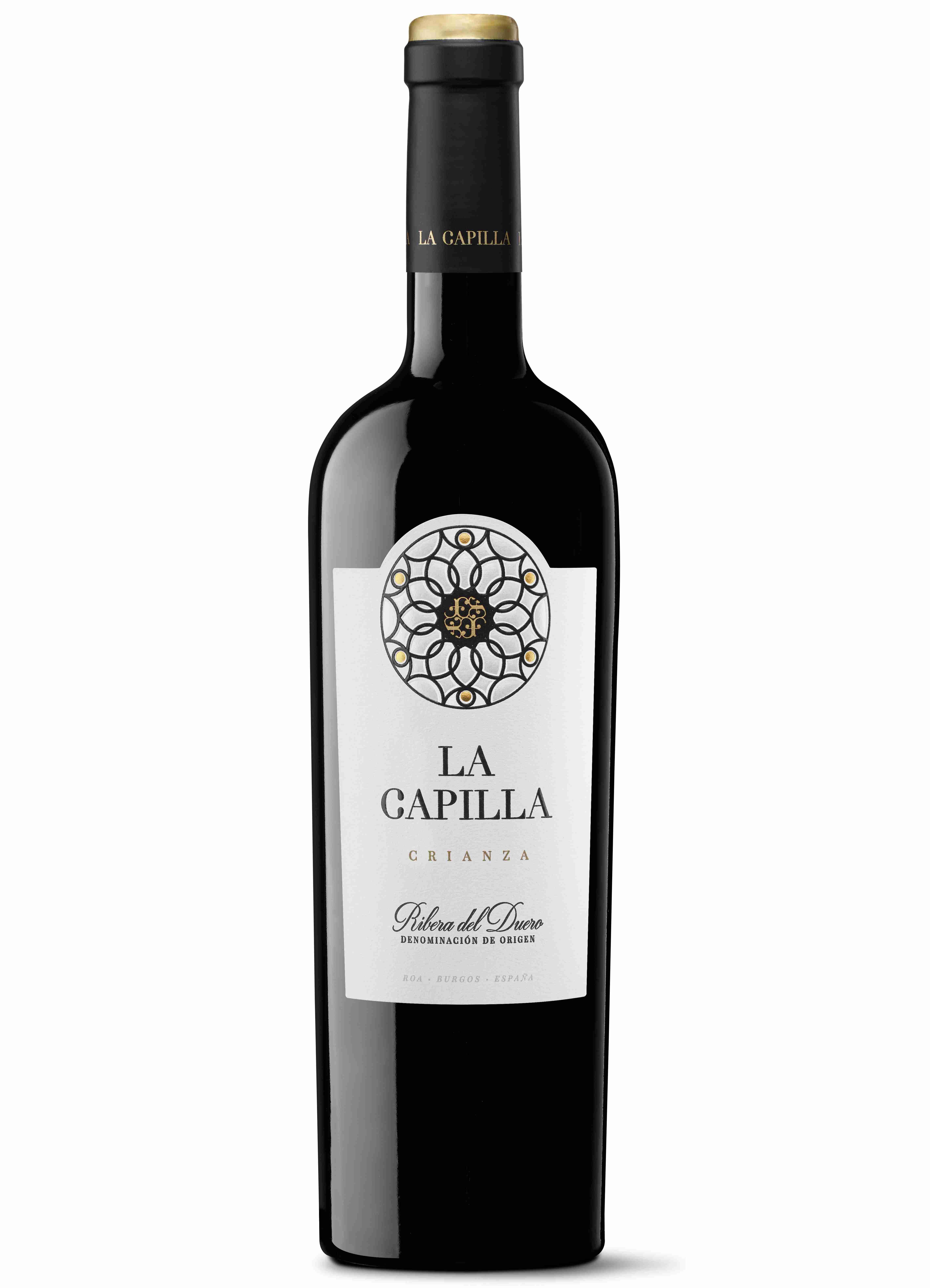 Raudonas vynas La Capilla