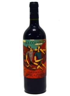 Raudonas vynas Les Cousins L'Inconscient