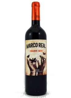Raudonas vynas Marco Real Organic Wine