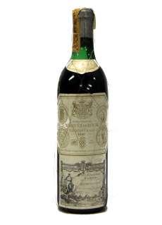 Raudonas vynas Marqués de Riscal
