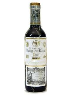 Raudonas vynas Marqués de Riscal  37.5 cl.