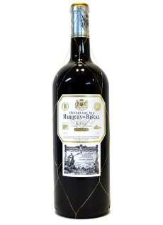 Raudonas vynas Marqués de Riscal  (Magnum)