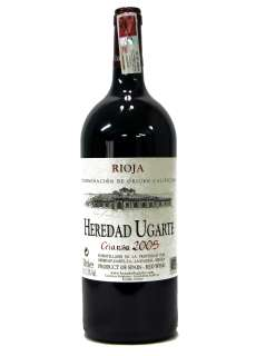 Raudonas vynas Marqués de Vargas