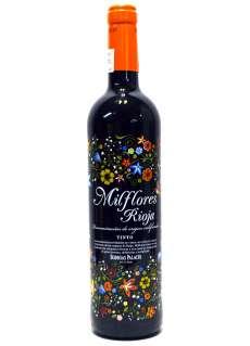 Raudonas vynas Milflores