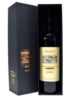 Raudonas vynas Pago Carraovejas  (Magnum)