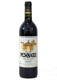 Raudonas vynas Pesquera