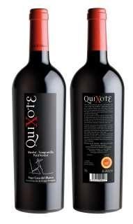 Raudonas vynas Quixote MTPV 2009