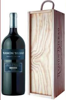 Raudonas vynas Ramón Bilbao Edición Limitada (Magnum)