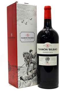 Raudonas vynas Ramón Bilbao  (Magnum)